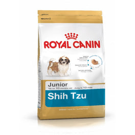Royal Canin Breed Health Nutrition Shih Tzu Junior Dry Dog Food 1.5kg