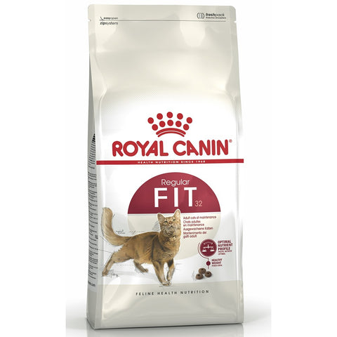 Royal Canin Feline Health Nutrition Fit 32 Dry Cat Food - Kohepets