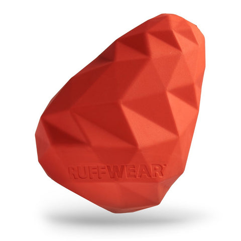 Ruffwear Gnawt-A-Cone Treat Dispenser Dog Toy (Sockeye Red) - Kohepets