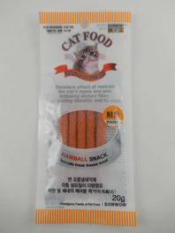 Bow Wow Salmon Jerky Cat Treat 20g
