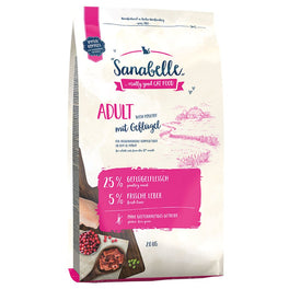 Sanabelle Adult With Fresh Poultry Dry Cat Food
