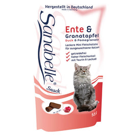 Sanabelle Duck & Pomegranate Cat Sticks 55g