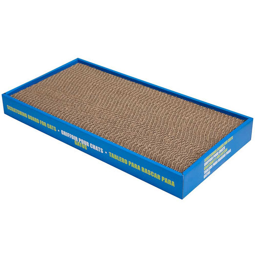 Catit Scratcher with Catnip, Wide - Kohepets