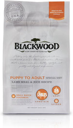 33% OFF: Blackwood Sensitive Skin & Stomach Lamb Meal & Rice Dry Dog Food (Exp 25 Apr 19)