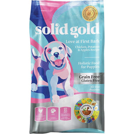 Solid Gold Love At First Bark Chicken, Potatoes & Apples Puppy Dry Dog Food