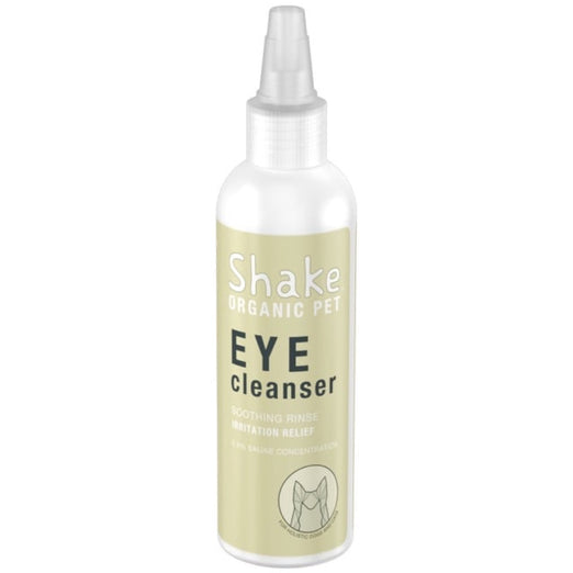 Shake Organic Eye Cleanser For Dogs & Cats 2.2oz - Kohepets