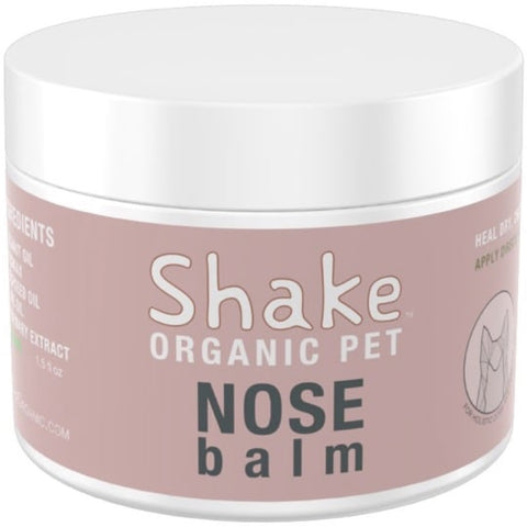Shake Organic Nose Balm For Dogs & Cats 1.5oz - Kohepets