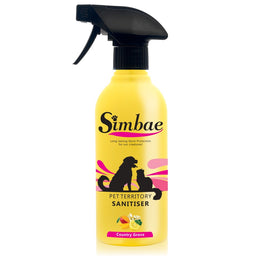 Simbae Pet Territory Sanitiser 300ml