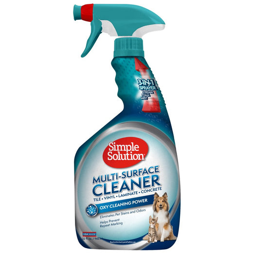 33% OFF: Simple Solution Multi Surface Cleaner Spray 945ml - Kohepets