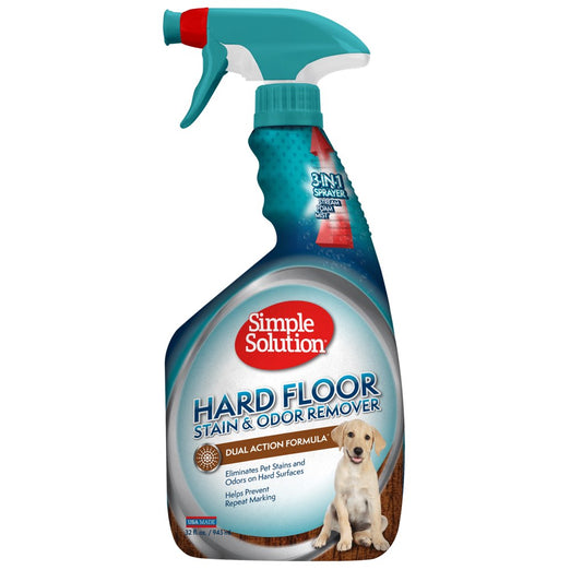 33% OFF: Simple Solution Stain & Odor Remover For HARDFLOORS 32oz - Kohepets
