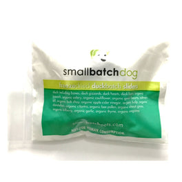 Free Sample - Smallbatch Duck Batch Sliders Freeze Dried Dog Food