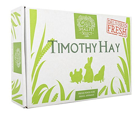 Small Pet Select Diamond Cut Super Soft Timothy Hay - Kohepets