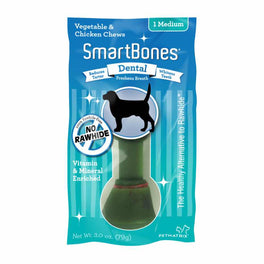 SmartBones Rawhide-free Dental Dog Chew (1pc)