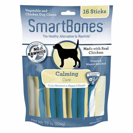 SmartBones SmartSticks Calming Care Dog Chews 16pc
