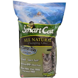 SmartCat All Natural Grass Clumping Cat Litter