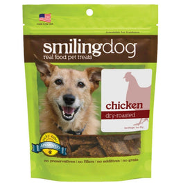 Smiling Dog Chicken Grain-Free Dry Roasted Dog Treats 85g
