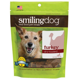 Smiling Dog Turkey Grain-Free Dry Roasted Dog Treats 85g