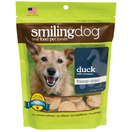 Smiling Dog Duck & Oranges Freeze-Dried Dog Treats 70g