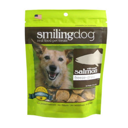 Smiling Dog Wild-Caught Salmon Freeze Dried Dog Treats 50g
