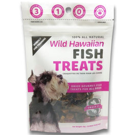 Snack 21 Wild Hawaiian Fish Dog Treats 25g