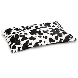 Snooza Pet Products Original Pet Futon - Polyplush Cow