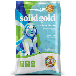Solid Gold Hundchen Flocken Puppy Formula Dry Dog Food