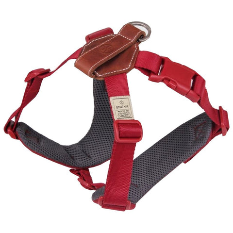 Sputnik Comfort Dog Harness (Red) - Kohepets