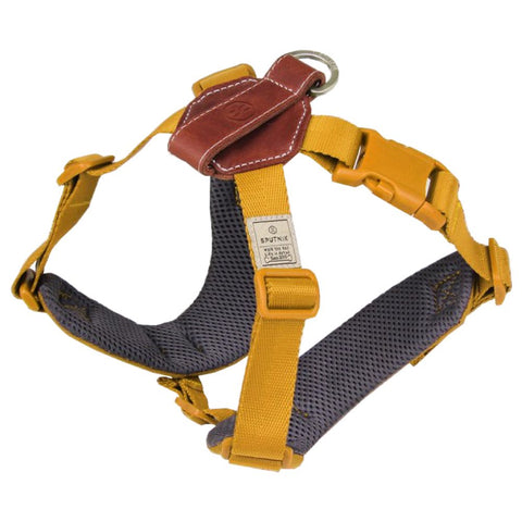 Sputnik Comfort Dog Harness (Yellow) - Kohepets