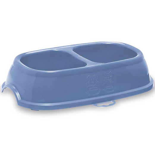 Stefanplast Break 11 Double Bowl for Dogs & Cats