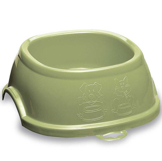 Stefanplast Break 3 Square Bowl for Dogs & Cats - Kohepets