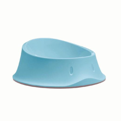 Stefanplast Chic Bowl for Dogs & Cats 0.65L (Caribbean Blue) - Kohepets