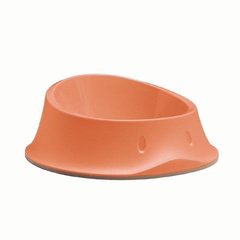 Stefanplast Chic Bowl for Dogs & Cats 0.65L (Peach) - Kohepets