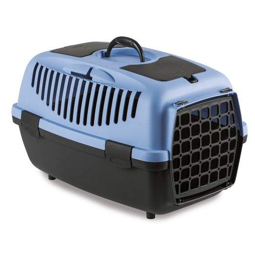 Stefanplast Gulliver 2 with Plastic Door Pet Carrier - Kohepets