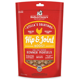 $6 OFF: Stella & Chewy's Stella's Solutions Hip & Joint Boost Chicken Freeze-Dried Dog Food 13oz (LIMITED TIME)