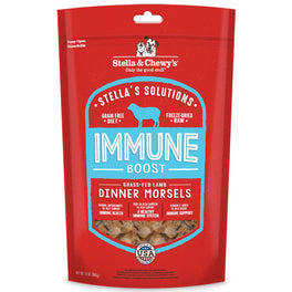 $6 OFF: Stella & Chewy's Stella's Solutions Immune Support Lamb Freeze-Dried Dog Food 13oz (LIMITED TIME)