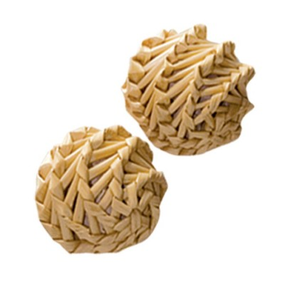 Kong Straw Ball Cat Toy