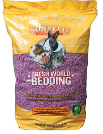 Sunseed Fresh World Bedding For Small Animals - Small