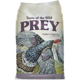 45% OFF: Taste Of The Wild Prey Turkey Grain-Free Dry Cat Food