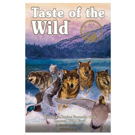 Free Sample - Taste of the Wild Wetlands with Roasted Fowl Grain Free Dry Dog Food 170g