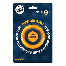 Tastybone Mighty Rubber Ring Dog Toy Small