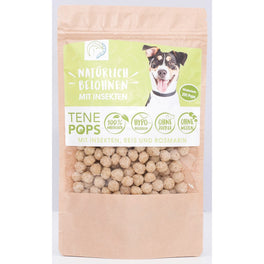 TenePops Insects, Rice & Rosemary Dog Treats 65g