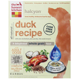 The Honest Kitchen Halcyon Whole Grain Dehydrated Raw Dog Food