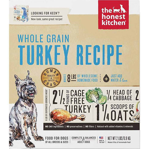 'FREE TREATS': The Honest Kitchen Keen Whole Grain Dehydrated Dog Food