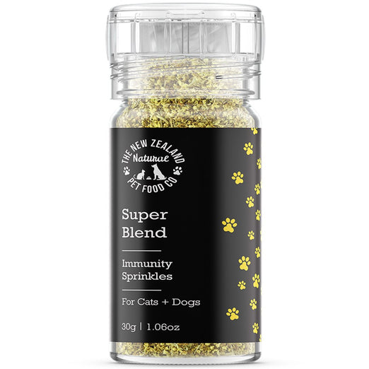 The NZ Natural Pet Food Co. Super Blend Immunity Sprinkles for Cats & Dogs 30g - Kohepets