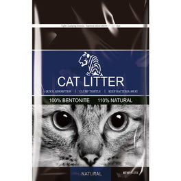 Tiger Pet Natural Fresh Clumping Cat Litter 10L