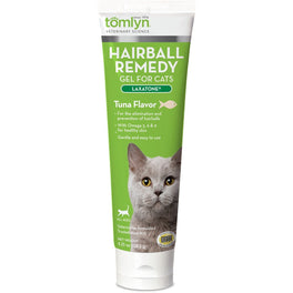 Tomlyn Laxatone Hairball Remedy Gel for Cats (Tuna Flavour) 2.5oz