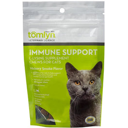Tomlyn Immune Support L-Lysine Chews for Cats (30 Chews)