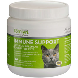 Tomlyn Immune Support L-Lysine Supplement Powder for Cats 3.5oz