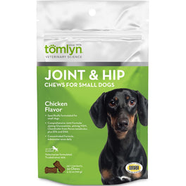 Tomlyn Joint & Hip Chews for Small Dogs (30 Chews)