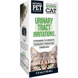Natural Pet Pharmaceuticals Urinary Tract Infections for Cats 4oz